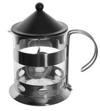 Ceainic cu filtru inox 1200ml