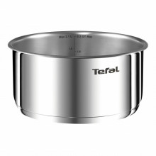 Cratita inox TEFAL Ingenio Emotion, diametru 20 cm, inductie