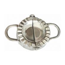 Forma pentru ravioli sau galuste umplute KingHoff, inox, diametru 8.5 cm