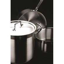 Oala inox Fissler, diametru 45 cm, capacitate 42.9 litri, inductie, Seria Profi