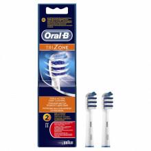 Rezerva pentru periuta de dinti Oral-B, 2 bucati, Trizone