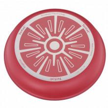 Tigaie cu interior anti-aderent TEFAL Ingenio Essential, diametru 24 cm, rosu