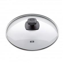 Capac sticla Fissler, diametru 24 cm, maner ergonomic, Seria Comfort