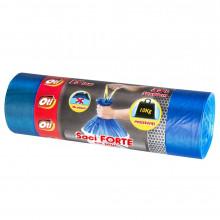 Saci menaj FORTE cu snur 35L, 50 x 60 cm, 15 buc./rola