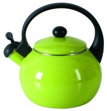 Ceainic din email 2200ml verde Merve
