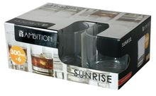 Set 6 pahare 300ml Sunrise