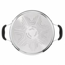 Set de oale din inox Tefal Cook & Cool G715S514, 5 piese, inductie, interior gradat