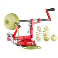Masina manuala de curatat fructe si legume Kinghoff KH-1293, material inox si aluminiu