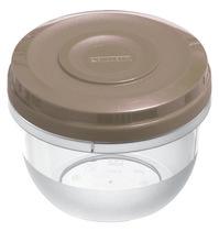 Container pentru alimente 500ml gri Fusion Fresh