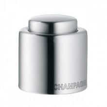 Dop pentru sampanie WMF Clever & More, inox, 4,7 cm, argintiu