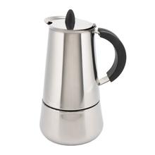 Espressor pentru aragaz KingHoff, capacitate 2 cupe