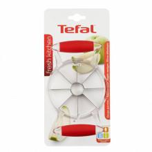 Feliator pentru mere Tefal Fresh Kitchen, cutit inox, transparent / rosu, K0611414