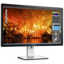 "Resigilat: Monitor LED Dell, 23.8"", Wide, 4K Ultra HD, DisplayPort, HDMI, Negru, P2415Q"