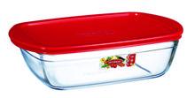 Vas termorezistent capac 2,6L Cook&Store