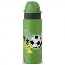 Sticla termos pentru copii TEFAL Drink2Go Light Steel K3192212, 0.6 litri, inox, verde