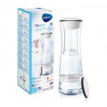 Carafa filtranta Brita Fill&Serve, capacitate 1.3 litri, 4 filtre incluse