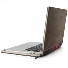 "Husa de protectie TwelveSouth BookBook pentru MacBook Pro 15"", Brown"