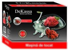Masina de tocat manuala pentru carne No 32 DeKassa 4032