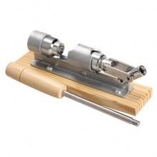 Spargator manual pentru nuci KingHoff KH-1301, material otel si lemn