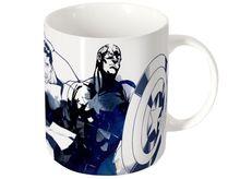 Cana 460ml Captain America