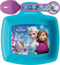 Bol cu lingurita Frozen