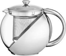 Ceainic inox cu infuzor 900ml