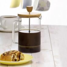 Infuzor pentru ceai sau cafea, capacitate 350 ml, design minimalist, Colectia Nordic