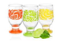 Pahar model fructe 270ml Glassmark