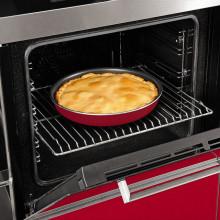 Resigilat: Tigaie cu interior anti-aderent TEFAL Ingenio Essential, diametru 26 cm, rosu