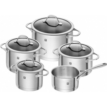 Set oale din inox Zwilling Essence, 9 piese , inductie, capace