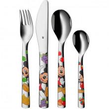 Set tacamuri pentru copii WMF Mickey Mouse, 4 piese