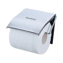 Suport de toaleta pentru hartie igienica Klausberg, inox