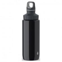 Sticla termos TEFAL Drink2Go SS K3194212, 0.6 litri, inox, negru