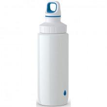 Sticla termos TEFAL Drink2Go SS K3194312, 0.6 litri, inox, alb