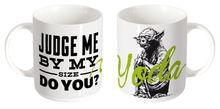 Cana 320ml Yoda Star Wars
