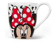 Cana portelan 400ml With Love Minnie