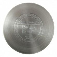 Oala inox Klausberg, diametru 18 cm, capacitate 2,4 litri, capac, inductie