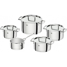 Set oale din inox Zwilling Passion, 9 piese , inductie, capace