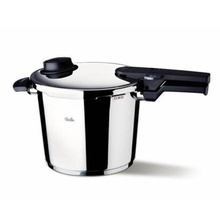 Oala sub presiune Fissler VitaVit Comfort, capacitate 10 litri, diametru 26 cm, inductie