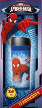 Cana termos 350ml Spiderman