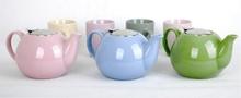 Ceainic din ceramica cu sita Peterhof, capacitate 1.25 Litri
