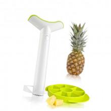 Feliator ananas Tomorrow's Kitchen, plastic, alb/verde