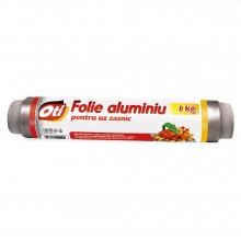 Folie aluminiu 1 kg. (30 cm.), pentru uz casnic