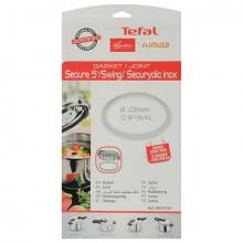 Garnitura silicon Tefal pentru oala sub presiune 22 cm Tefal Secure 5/Neo/Color, Swing si Securyclic inox