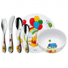 Set tacamuri pentru copii WMF Winnie the Pooh, 6 piese