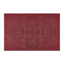 Suport farfurii pvc/ps 30x45cm rosu Glamour