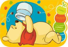 Suport farfurii Winnie the Pooh
