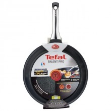 Tigaie cu interior anti-aderent Tefal Talent Pro, diametru 32 cm, inductie