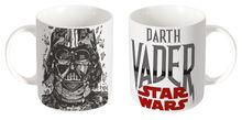 Cana 320ml Vader Star Wars
