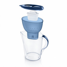 Cana filtranta Brita Marella XL BR1039276, capacitate 3.5 litri, MAXTRA+, culoare albastru